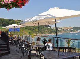 The Hannafore Point Hotel, hotel in Looe