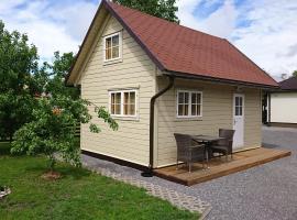 Aadel Guesthouse, loma-asunto Pärnussa