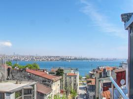 Cihangir Palace Hotel, viešbutis Stambule, netoliese – Dolmabahce Clock Tower