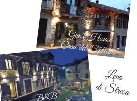 Guest House Casa del Folletto, homestay in Stresa