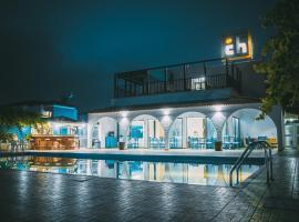 Chrysland Hotel, отель в городе Айия-Напа