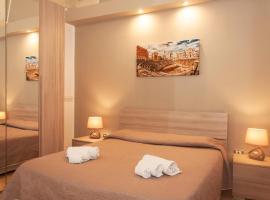 Wish Rooms Lecce, hotel a Lecce