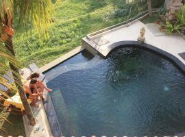 Dewa House Bisma, hotel near Blanco Museum, Ubud