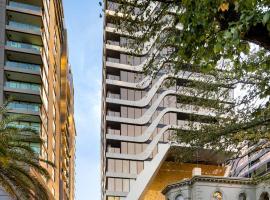 Dzīvoklis Quest St Kilda Road Melburnā