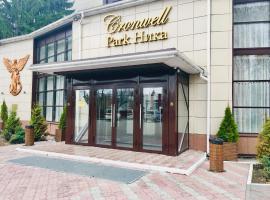 Cronwell Park Ника, отель в Омске