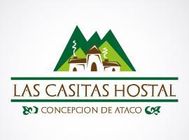 Las Casitas Hostal-Ataco, hostel in Concepción de Ataco