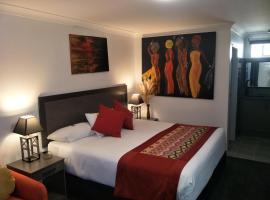 Alabaster Motor Inn, motel in Taree