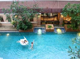 Aiyaree Place Hotel, hotel in Jomtien Beach