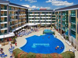 Diamond Hotel - All Inclusive, hotel in Sunny Beach