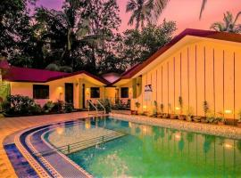 Boons Ark Anjuna Goa, hotel with pools in Vagator