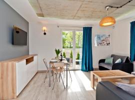 Apartamenty.in Dębki – hotel w Dębkach
