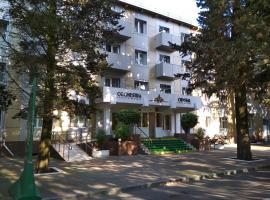 Orchestra Crystal Sochi, отель в Хосте, рядом находится Железнодорожная станция Хоста