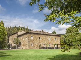 Badia di Pomaio, hotel in Arezzo