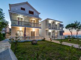 Villa Antonis Beachfront Apts, vacation rental in Amoudi