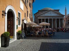 Hotel Sole Al Pantheon, hotel in Pantheon, Rome