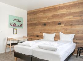 Stay Apartments Einholt, hotel in Reykjavík