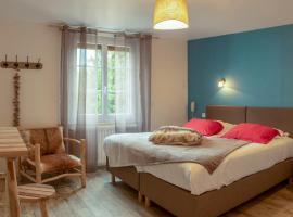 Le Sorgia, hotel in Lancrans