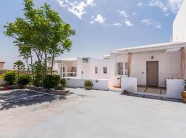 Milos Dream Life, hotel near Plathiena Beach, Triovasálos