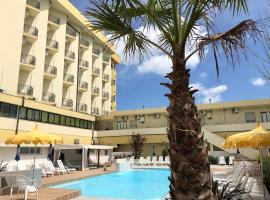 Hotel Montmartre, hotel in Rimini
