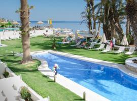 Palm Beach Hotel, отель в городе Сталида