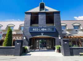 Red Lion Inn & Suites Abbotsford, hotel in Abbotsford