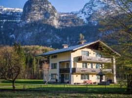 Landhaus Lilly, hotel in Obertraun