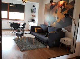 Kolonaki Domus Apartment 3, hotel near Palace of Culture, Iaşi