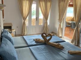 Hamre Apartments (Nicholas), hôtel acceptant les animaux domestiques à Agios Georgios Pagon