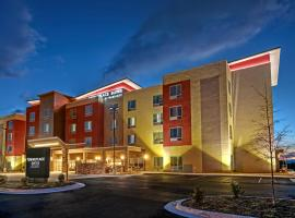 TownePlace Suites by Marriott Hot Springs, hotel in Hot Springs