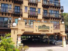 Ocean Inn & Suites, hotel in Saint Simons Island