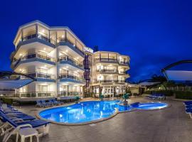 Family Hotel Adena, отель в Черноморце