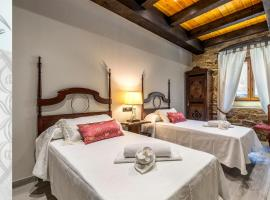 Pensión As Hortas, guest house in Palas de Rei