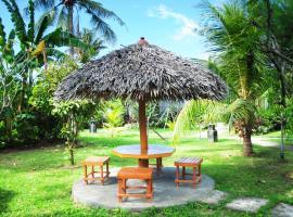 Tiara Homestay Pemuteran Bali, beach hotel in Pemuteran