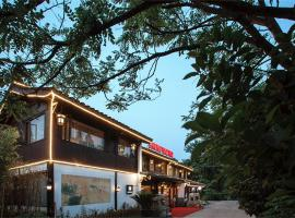 Yurong West Lake Cottage Resort Hotel Hangzhou, hotel Hangcsouban