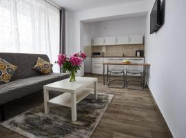 AT Central Apartments, apartment in Bucharest