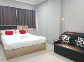 iResidence hotel โรงแรมใกล้ มหาวิทยาลัยธรรมศาสตร์ ศูนย์รังสิต ในBan Khlong Nung