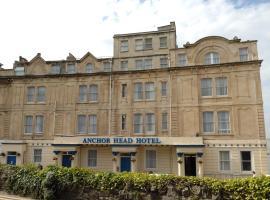 Anchor Head Hotel, hotel in Weston-super-Mare