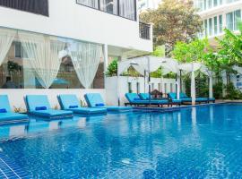 Home Chic Hotel, hotel in Phnom Penh
