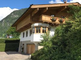 Haus Bergsicht Lofer, Ferienwohnung in Lofer