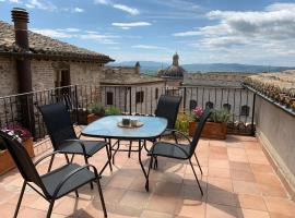 Ride the Beauty Assisi Centro, apartment in Assisi