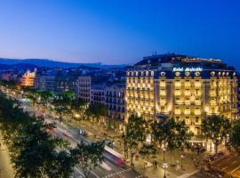 Majestic Hotel & Spa Barcelona GL, hôtel à Barcelone (L'Eixample)