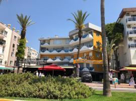 Arsi Enfi City Beach Hotel, отель в городе Аланья