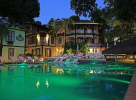 Porto Pacuíba Hotel, hotel in Ilhabela