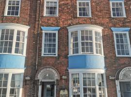 Seacrest Guest House, hotel near Weymouth Harbour, Weymouth