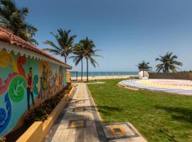 Marquis Beach Resort, hotel in Candolim