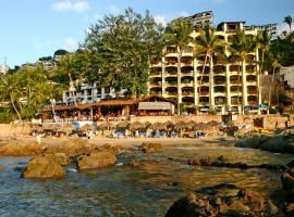 Lindo Mar Resort, отель в городе Пуэрто-Вальярта
