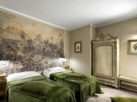Hotel Del Borgo, hotell nära Bologna Guglielmo Marconi flygplats - BLQ, Bologna