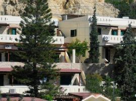 Apartments Xenophon, pet-friendly hotel in Matala