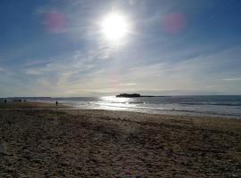 L'horizon - Bord de mer, hôtel à Ploemeur près de: Golf de Plœmeur Océan