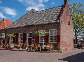 Herberg de Gouden Leeuw, guest house in Bronkhorst